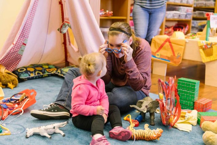 Toy Library and Early Learning Center – Community Resources