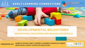 CCIP: Developmental Milestones - Identifying Concerns & Making Referrals @ Zoom